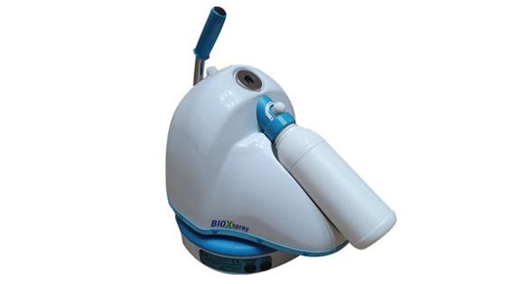 Bio-spray συσκευή απολύμανσης